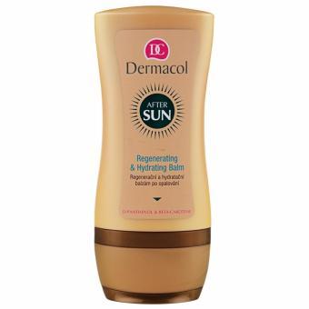Kem dưỡng trắng và phục hồi làn da bị rám nắng Dermacol After Sun Regenerating & Hydrating Balm 200ml