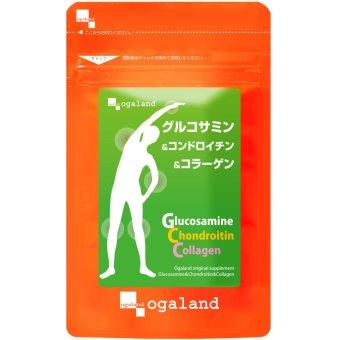 Viên Uống Hỗ Trợ Xương Khớp Ogaland Glucosamin chondroitin collagen