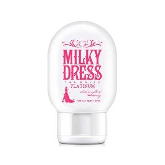 Sữa dưỡng trắng và chống lão hóa da MILKY DRESS 65ml