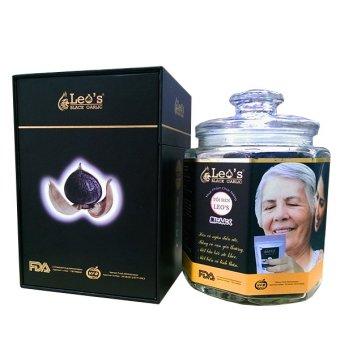 Tỏi đen lột vỏ Leo's Black Garlic 1kg