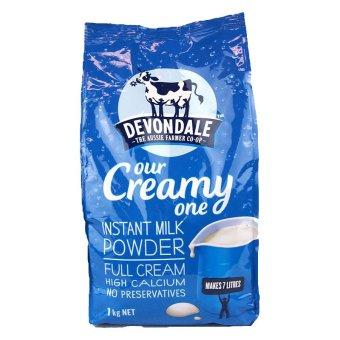 Sữa tươi dạng bột nguyên kem Devondale 1 kg