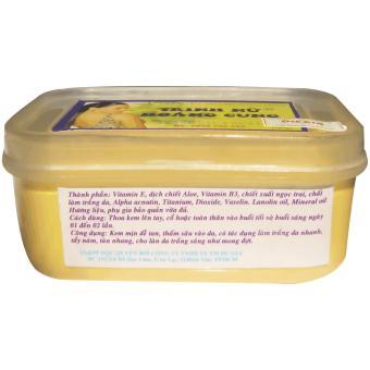 Kem Dưỡng Trắng Da Toàn Thân - Vitamin E Trinh Nữ Hoàng Cung - 100G - Tnhc018T49
