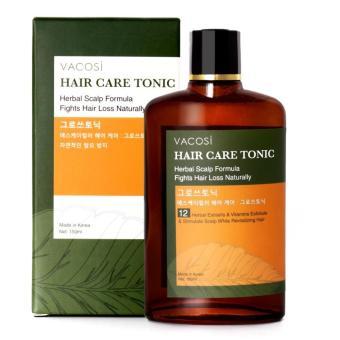 Serum Dưỡng Ẩm và Kích Thích Mọc Tóc từ Thảo Dược VACOSI Hair Care Tonic 150ml