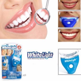 Thiết bị làm trắng răng không đau dùng tại nhà