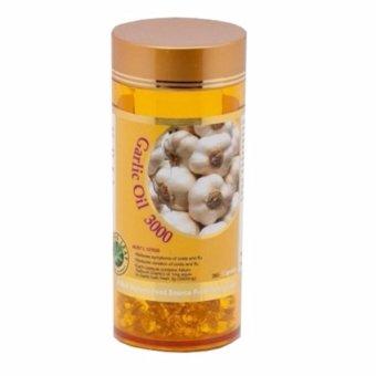 Tinh Dầu Tỏi Garlic Oil 3000 Úc 365 Viên