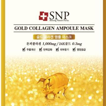 Mặt nạ dưỡng da săn chắc GOLD COLLAGEN AMPOULE MASK