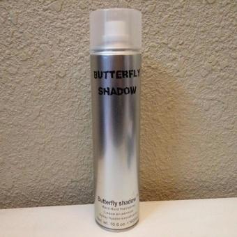 Gôm xịt tóc tạo kiểu tóc Butterfly Shadow 600ml - MDL-BT5662