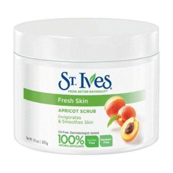 Tẩy tế bào chết St.Ives Fresh Skin Arpicot Scrub 283g