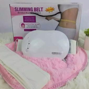 Đai massage thon gọn bụng Slimming belt HNK giảm cân hiệu quả