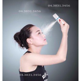 Máy xịt khoáng phun sương mini cầm tay DS-018 (Trắng)