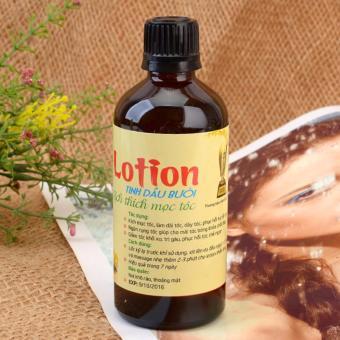 Tinh dầu bưởi dưỡng tóc