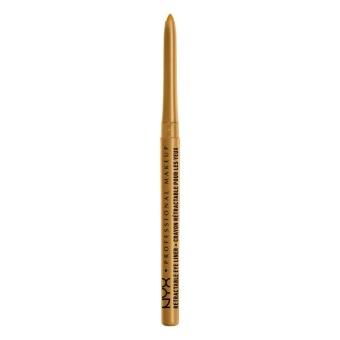 Kẻ mắt chống nước NYX Professional Makeup Retractable Eye LinerMPE06 Gold
