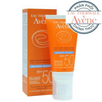 Kem chống nắng bảo vệ cao cho da hỗn hợp Avène Protection Emulsion SPF 50+