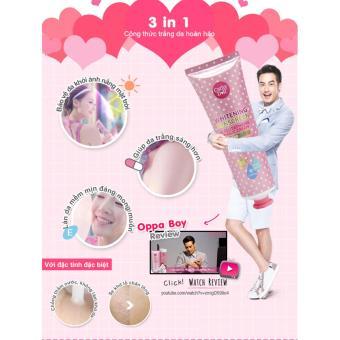 Kem chống nắng trắng da Cathy Doll L-glutathione Magic Cream SPF50PA+++ 138ml - 4
