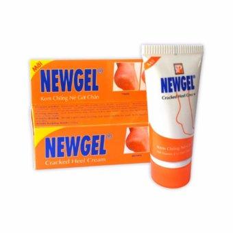 Kem chống nứt gót chân NEWGEL 20g