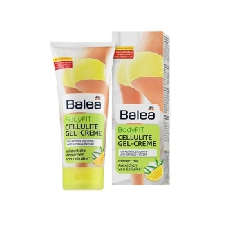 Kem đánh tan mỡ Balea Body Fit Cellulite Gel-Creme 200ml