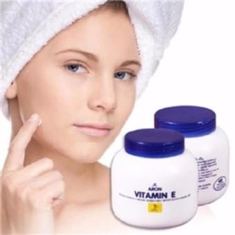 Kem dưỡng da giữ ẩm Vitamin E hiệu Aron Thái Lan 200g