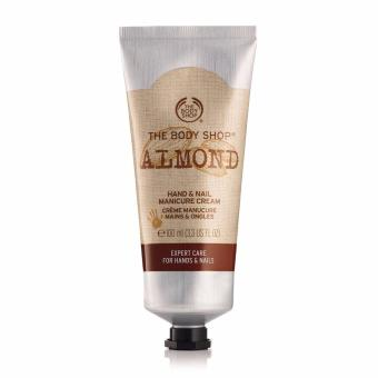 Kem dưỡng da tay THE BODY SHOP Almond Hand & Nail Cream 100ml