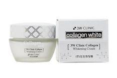 Kem dưỡng trắng da 3W CLINIC COLLAGEN WHITENING CREAM 60ml