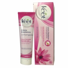 Kem Tẩy Lông Cho Da thường Pháp Hair Removal Cream Nomal skin 100ml