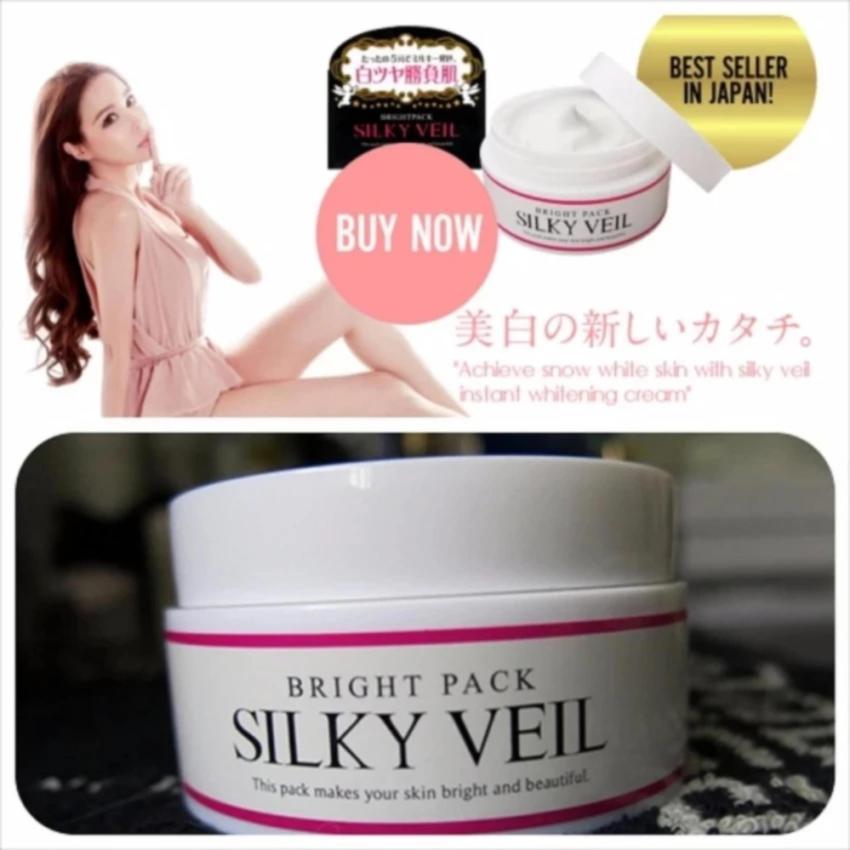 Kem trắng da toàn thân Silky Veil - 100gr KTDTT02