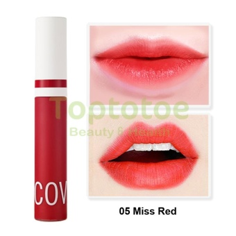 Lip Cover Color Tint No.05 Miss Red