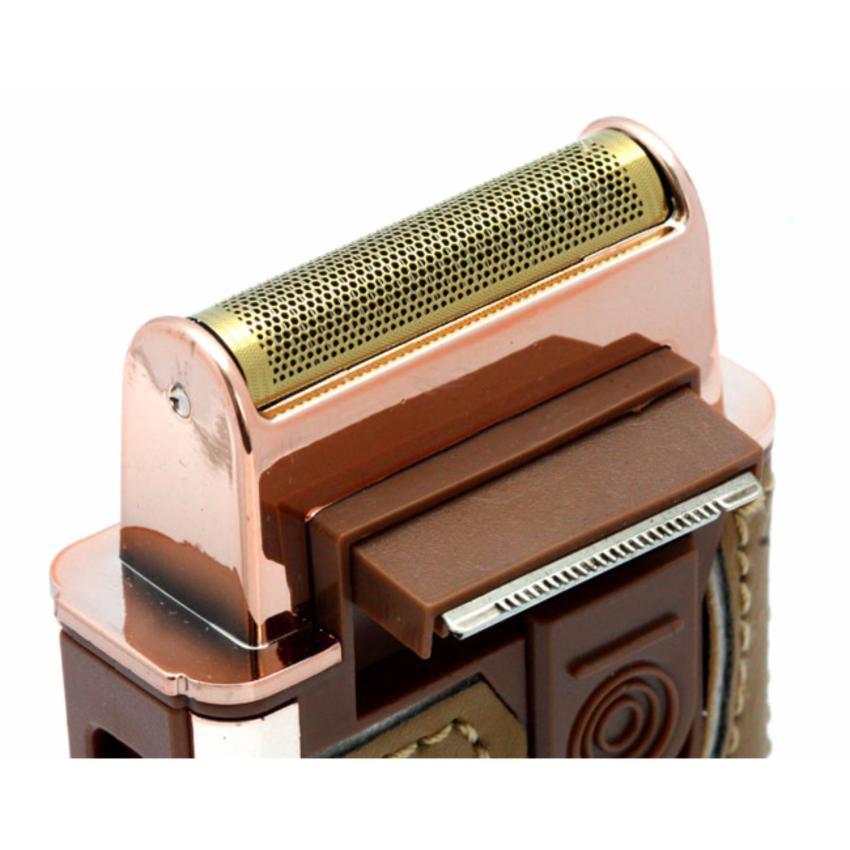 Máy cạo râu BOTENG RSCW - V3 công nghệ 2 lưỡi dao kép 2 chế độ