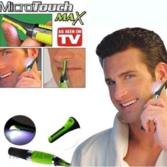 Máy cạo râu kiêm cắt tỉa lông mũi Micro Touch Max