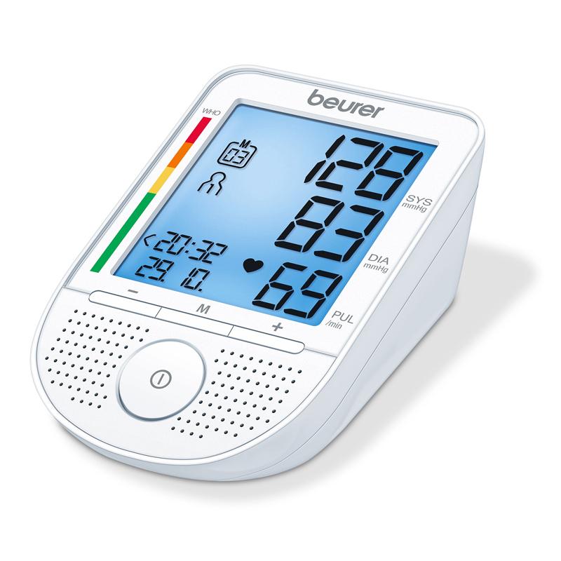Nơi bán Máy đo đường huyết bắp tay có giọng nói BM49