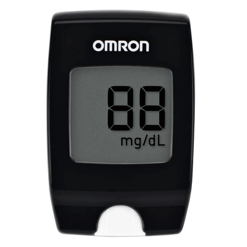 Nơi bán Máy đo đường huyết Omron HGM-112 (Đen)