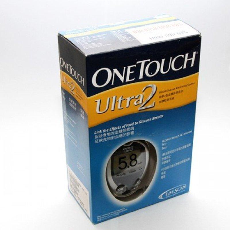 Nơi bán Máy Đo Đường Huyết ONETOUCH Ultra 2 Johnson & Johnson (Xanh)