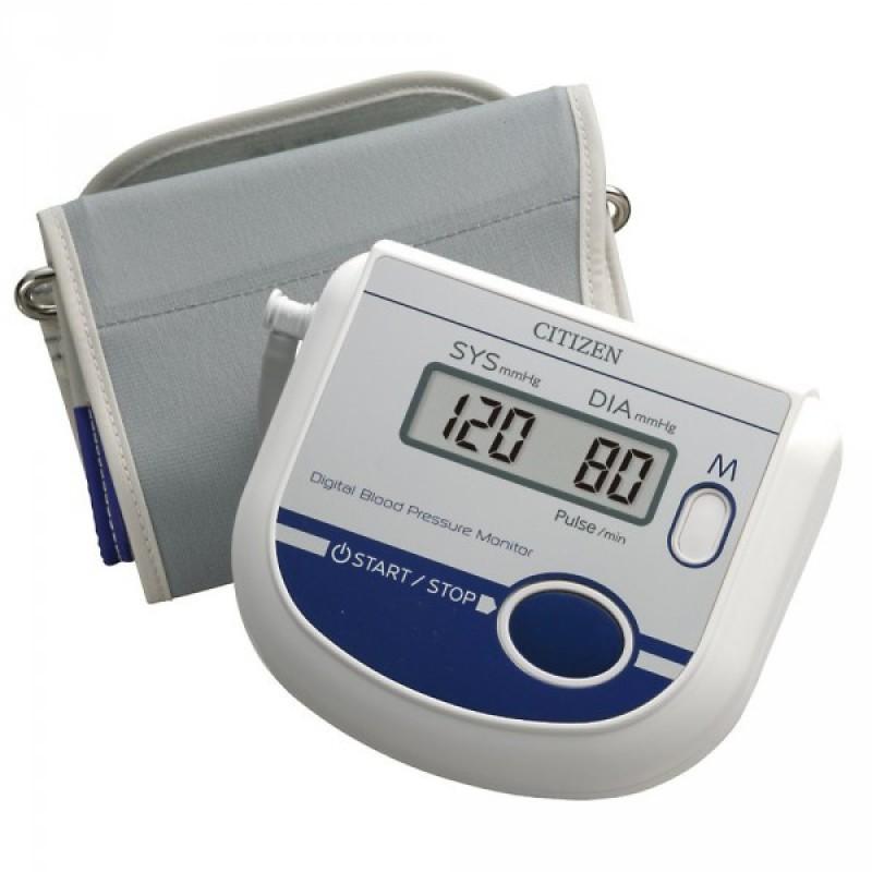 Nơi bán Máy đo huyết áp bắp tay Citizen CH-452 AC (Trắng)
