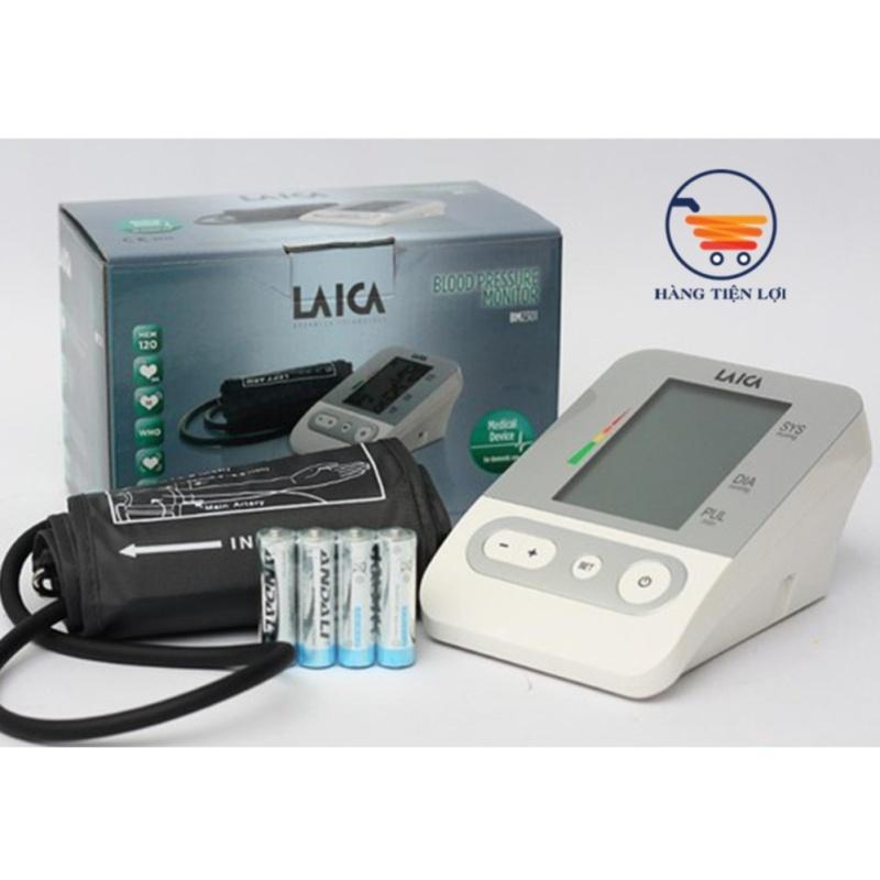 Nơi bán Máy đo huyết áp bắp tay Laica BM2301