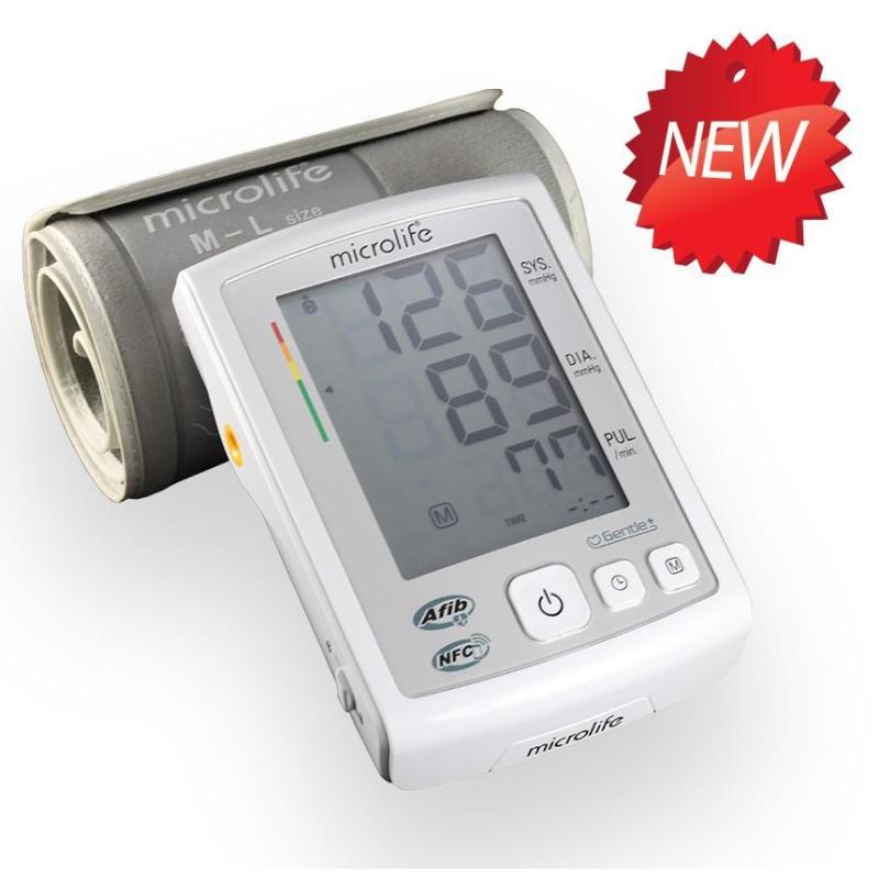 Nơi bán Máy đo huyết áp bắp tay Microlife BP A5 NFC