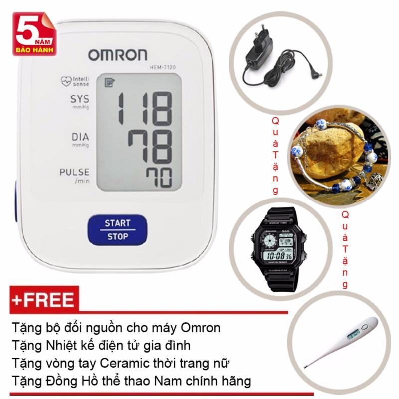 """Nơi bán Máy đo huyết áp cổ tay Omron HEM-6131 """" Chăm sóc cả nhà - Nhận quà yêu thương"""""""