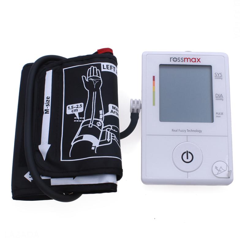 Nơi bán Máy đo huyết áp bắp tay Rossmax X1 ( Xám)