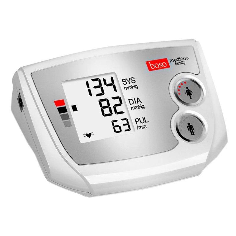 Nơi bán Máy đo huyết áp bắp tay tự động Boso Medicus Family