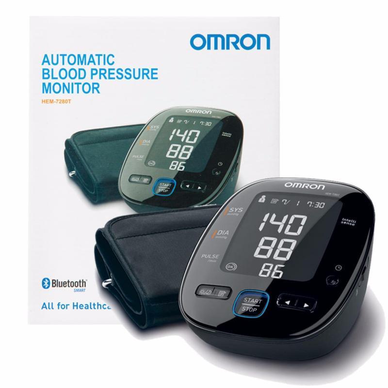 Nơi bán Máy đo huyết áp bắp tay tự động Omron HEM-7280T (Siêu cao cấp)