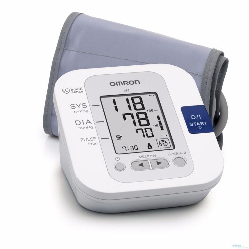 Nơi bán Máy đo huyết áp bắp tay tự động Omron JPN1
