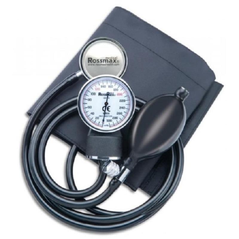 Nơi bán Máy đo huyết áp cơ Rossmax (Đen)