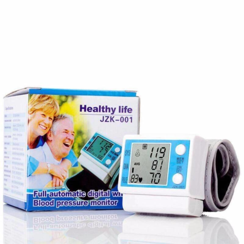Nơi bán Máy đo huyết áp cổ tay bảo vệ sức khỏe JZK-001