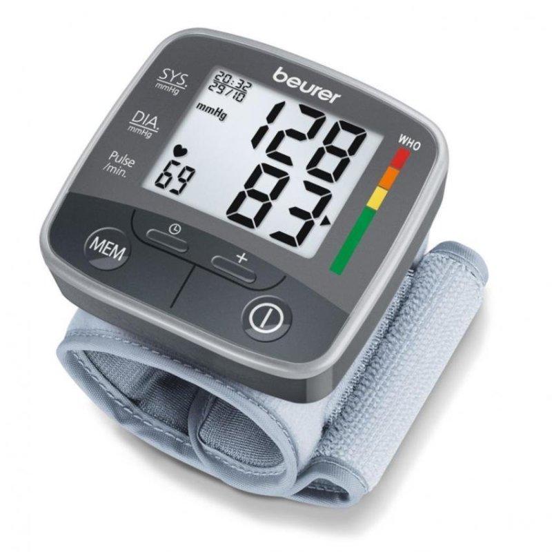 Nơi bán Máy đo huyết áp cổ tay Beurer BC32 (Xám)