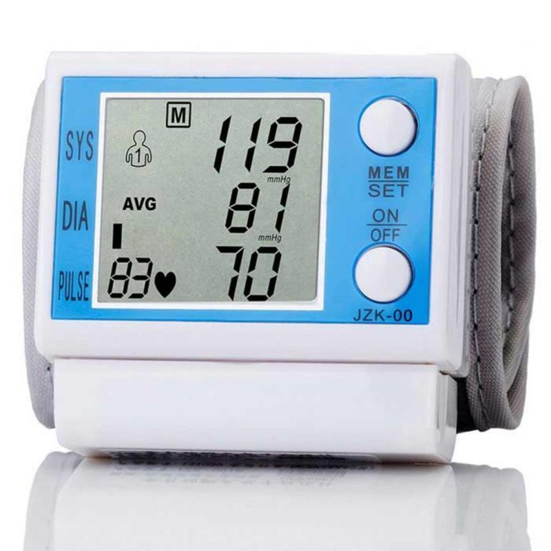 Nơi bán Máy đo huyết áp cổ tay HealthyLiife JZK-001