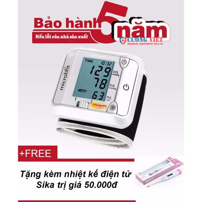 Nơi bán Máy đo huyết áp cổ tay Microlife BP 3BJ1 4D