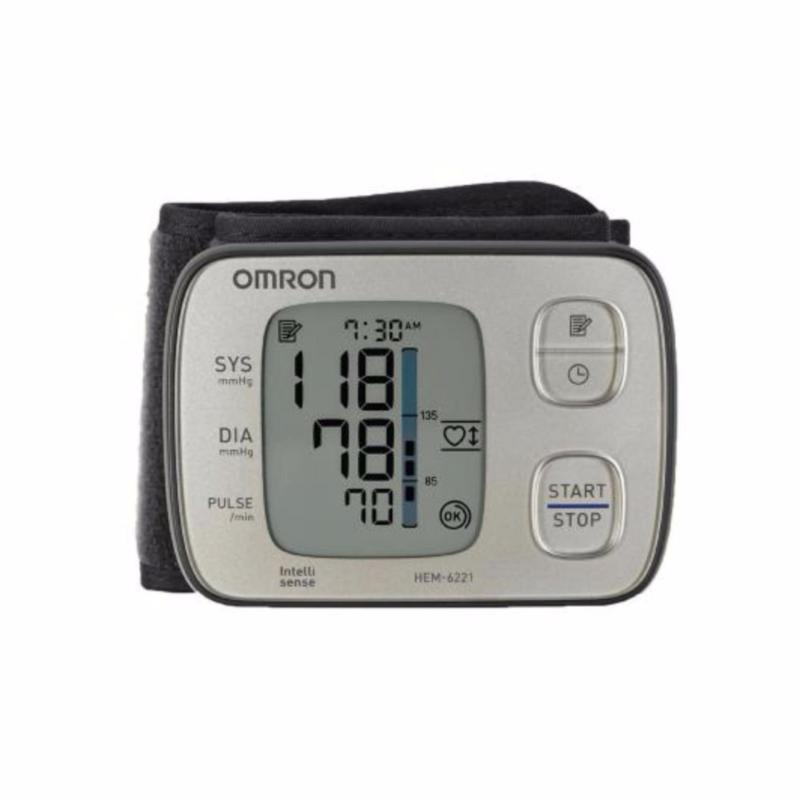 Nơi bán Máy đo huyết áp cổ tay OMR0M hem 6121