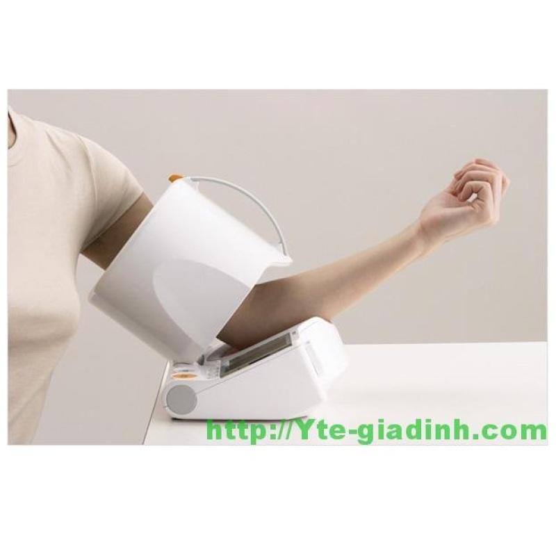 Nơi bán Máy đo huyết áp để bàn cho phòng khám và bệnh viện Omron Hem-1000