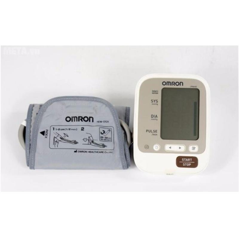 Nơi bán Máy đo huyết áp điện tử bắp tay cao cấp Omron (Japan) JPN600 - Made in JAPAN