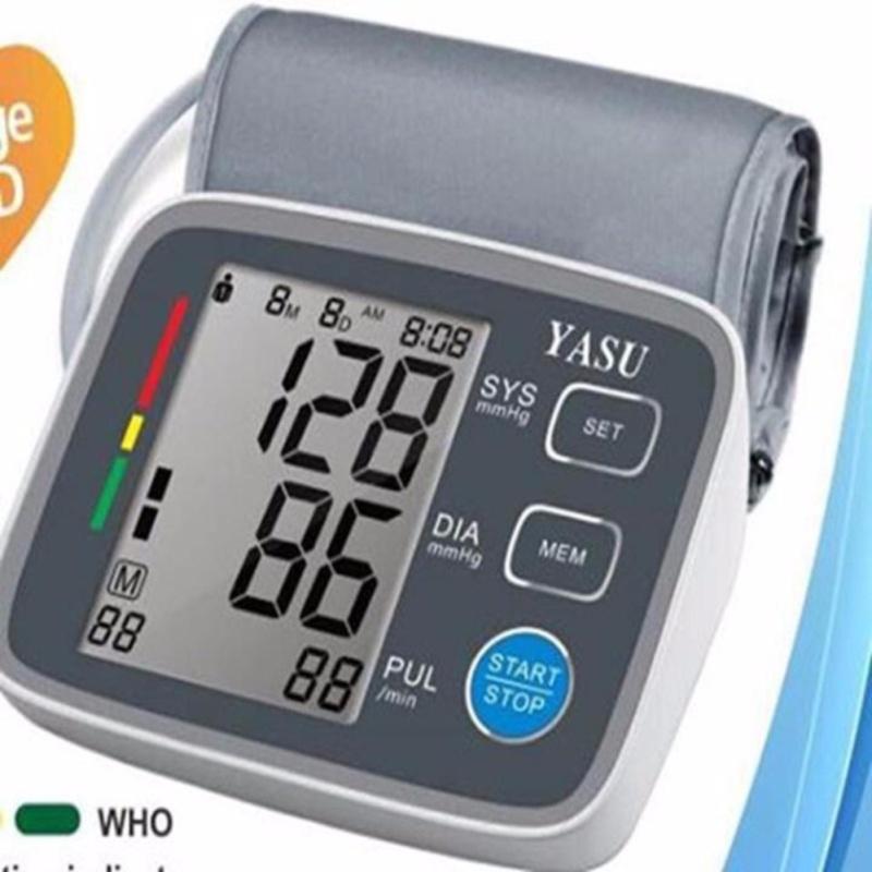 Nơi bán Máy đo huyết áp điện tử bắp tay YASU 80UEH