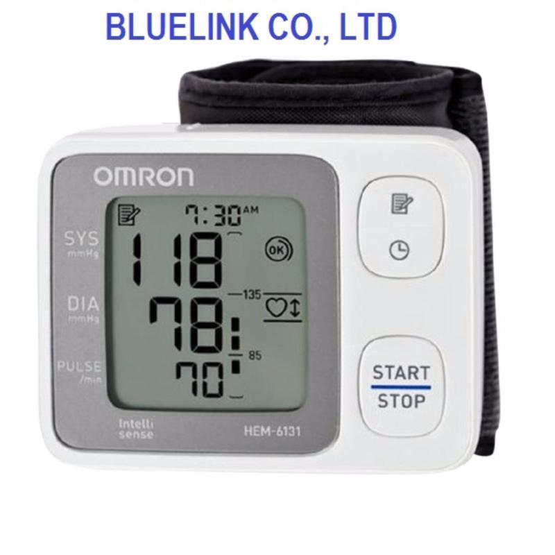 Nơi bán Máy đo huyết áp điện tử Omron hem 6131