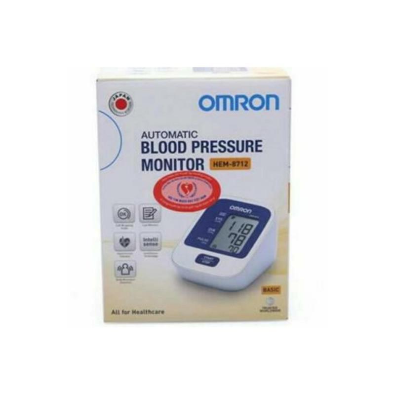 Nơi bán Máy đo huyết áp điện tử Omron HEM-8712